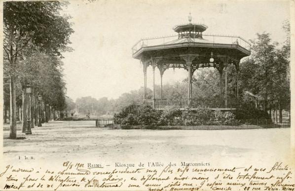 1902_Reims_PDR_Kiosque_Marronniers_800