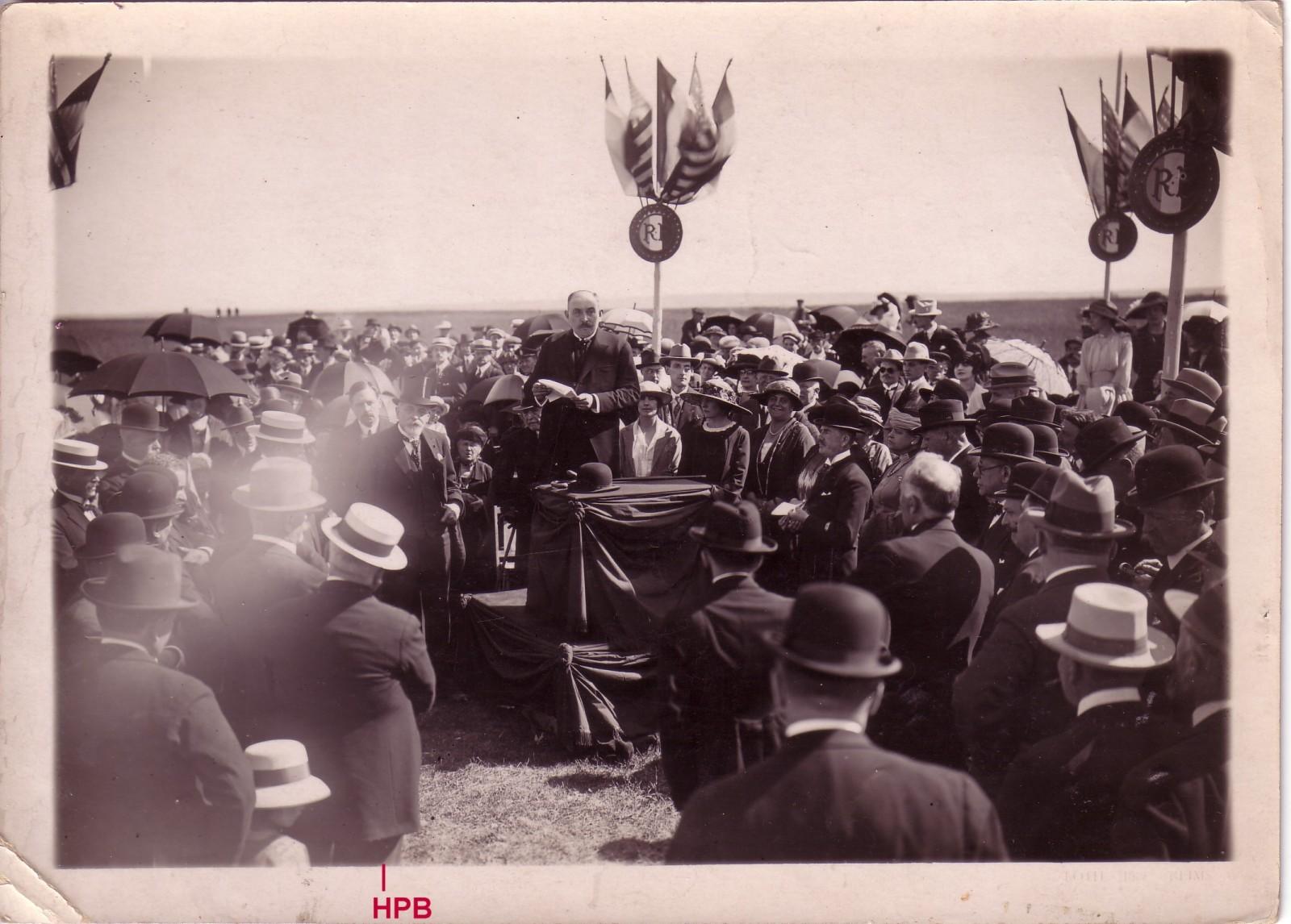 21-Mai-1922-Inaugur.-of-Amer