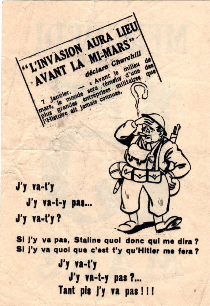 15 mars 1944, calendrier éphéméride