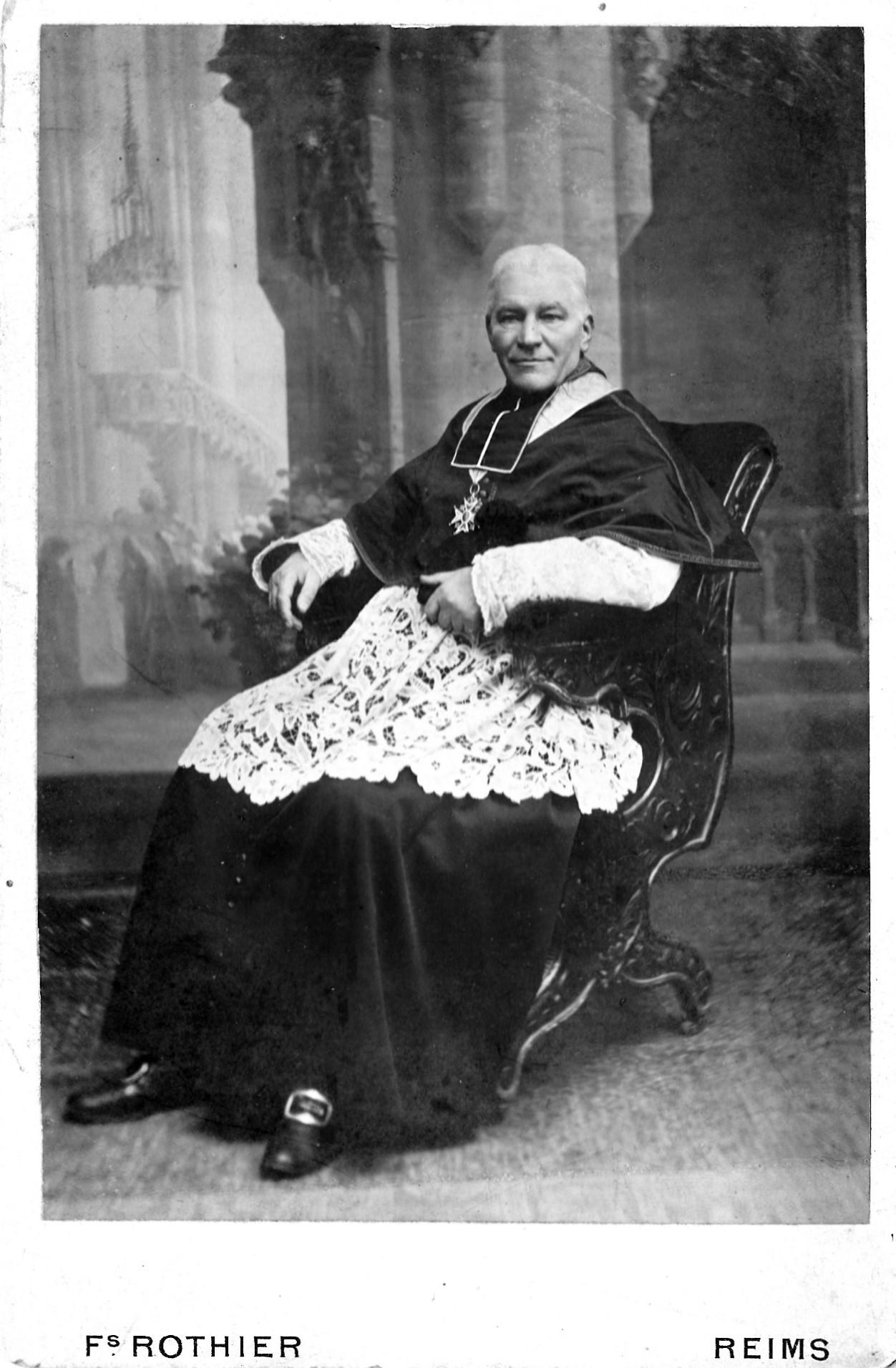 Mgr de Baye