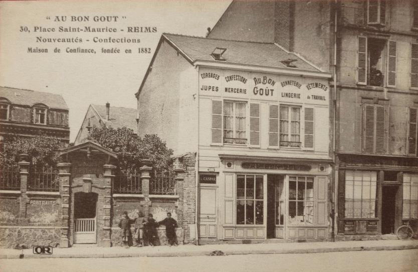 ROTHIER Place saint Maurice à gauche (1)