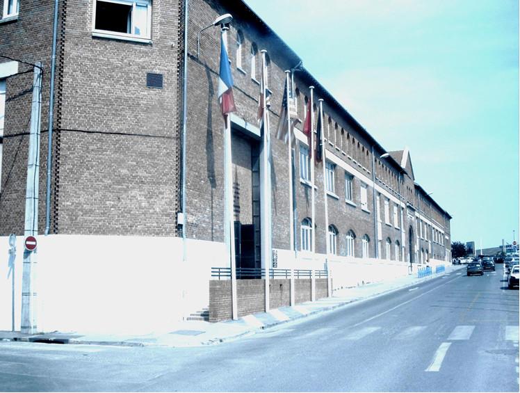 Lycée Roosevelt, le SHAF