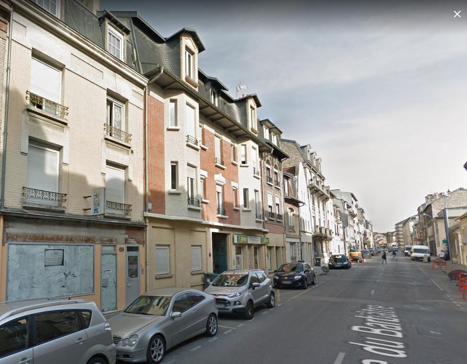 rue du Barbâtre Reims