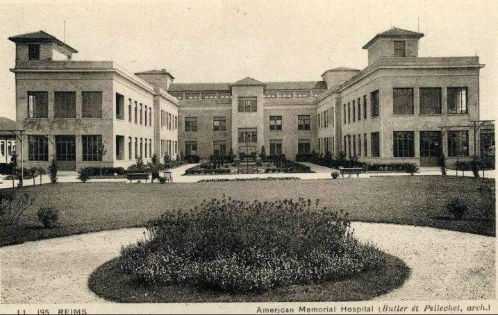 Hôpital Américain, Reims